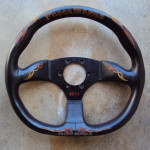 KEY!S Magna Fossa Steering Wheel Added to the Store!