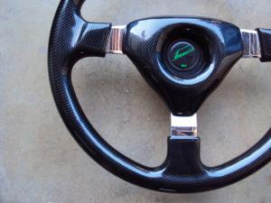 Formula Carbon Fiber Steering Wheel