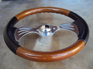Carving Japan Steering Wheel