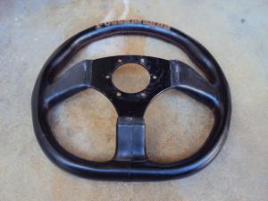 KEY!S Magna Fossa Steering Wheel