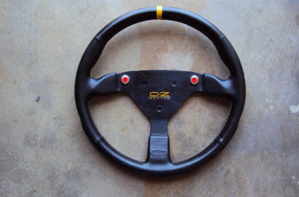 OZ Racing Superturismo Steering Wheel