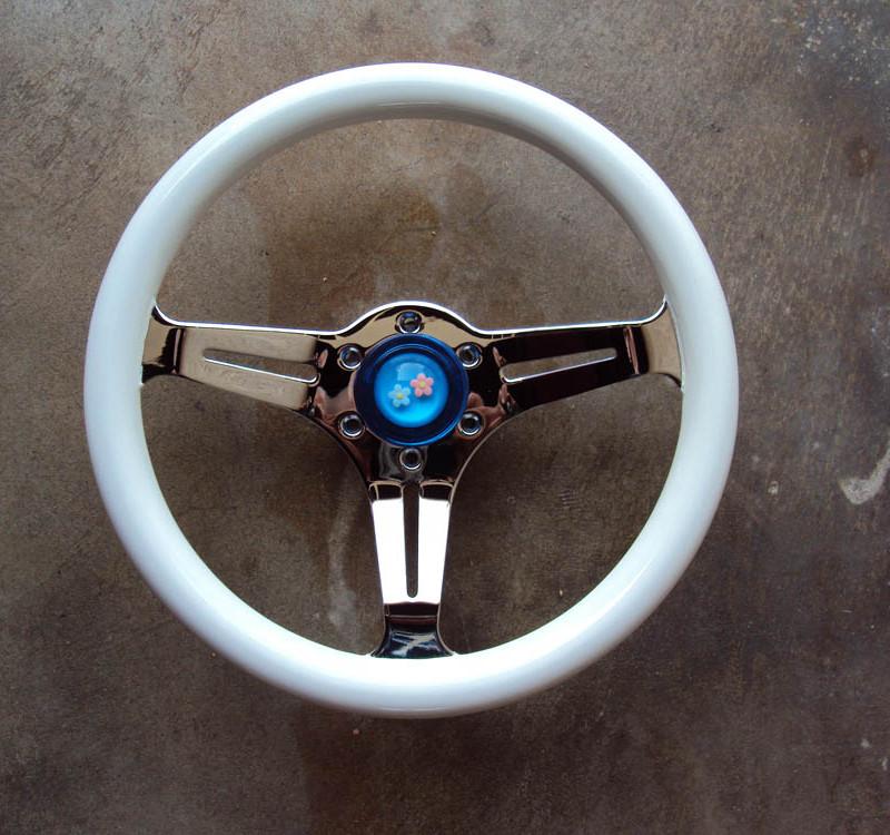 HKB Suichuuka Steering Wheel 01