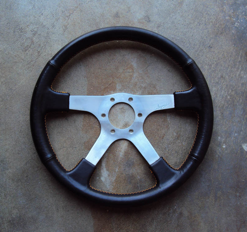 Izumi Old School JDM Steering Wheel 01