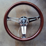 HKB Sport Wood Grain Steering Wheel Added to the Store!