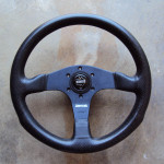 New Product MOMO Competition Steering Wheel