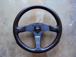 MOMO Competition Steering Wheel 350mm