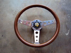 MOMO Super Indy Wood Steering Wheel 345mm MOMO Super Indy Wood Steering Wheel 345mm