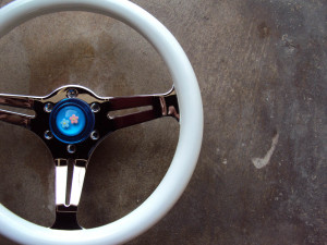 HKB Suichuuka Steering Wheel