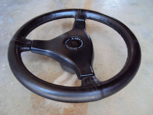 Nismo Sports International Steering Wheel 365mm