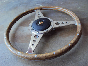 Moto-Lita Mark 3 Porsche Steering Wheel