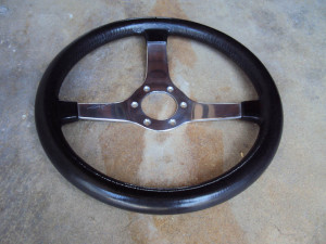 Izumi Polished Steering Wheel