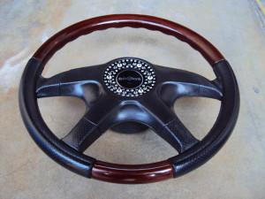 Garson Italvolanti Swarovski Steering Wheel 360mm