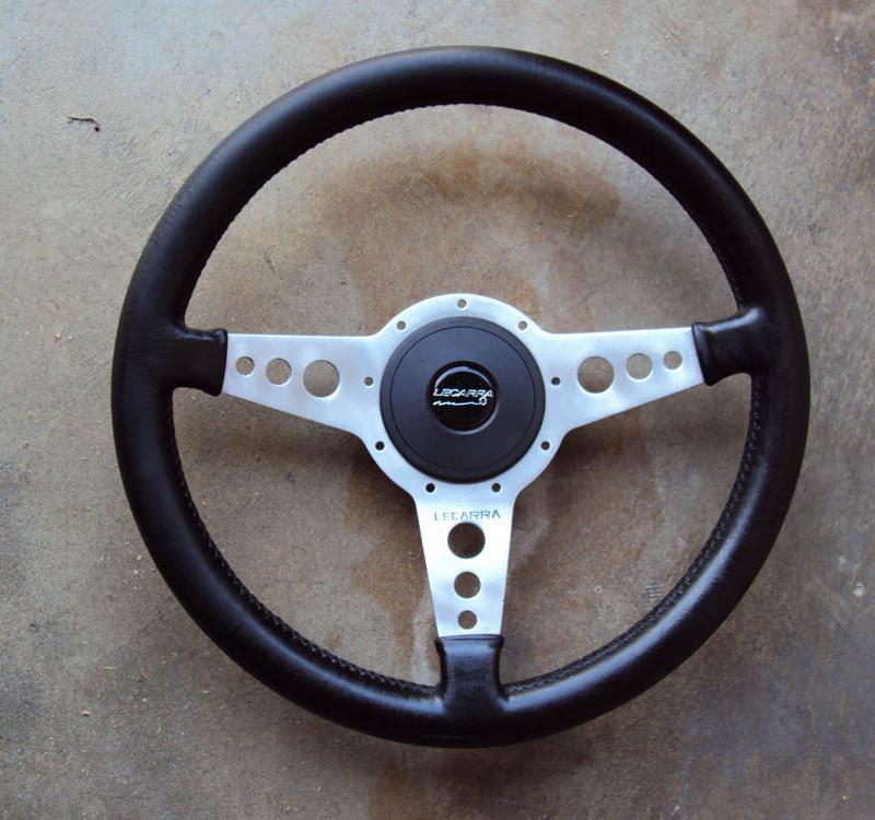 Lecarra Mark 4 GT Steering Wheel 01