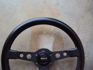 MOMO Prototipo Steering Wheel