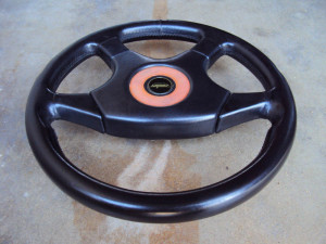 Zauber Steering Wheel VIP