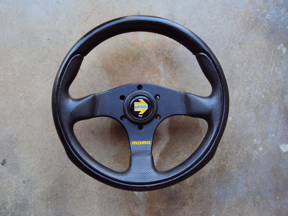 Momo Team Steering Wheel 300mm