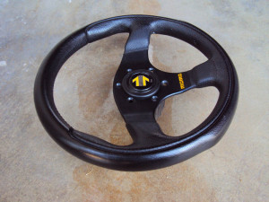 Momo Team Steering Wheel 300mm