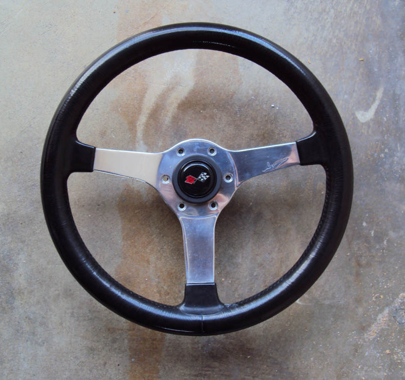 Izumi Steering Wheel 3 Spoke JDM 01