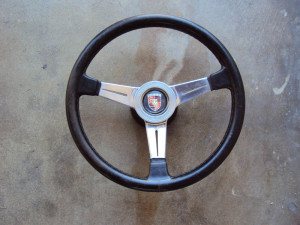 Nardi Classic Steering Wheel Porsche