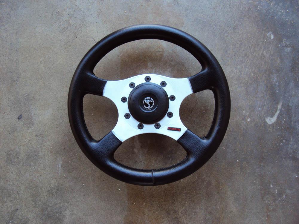 Formuling France Steering Wheel 4 Spoke 325mm