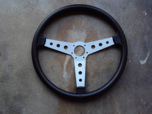 Hellebore Steering Wheel Italy 360mm