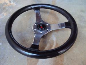 Izumi Steering Wheel 3 Spoke JDM
