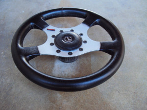 Formuling France Steering Wheel 4 Spoke 325mm