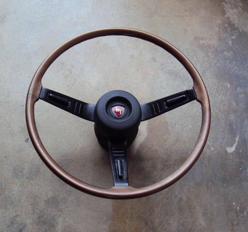 Mazda RX2 Steering Wheel 01