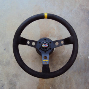 MOMO MOD.07 Steering Wheel Suede