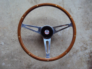 Corso Feroce Scott Drake Steering Wheel