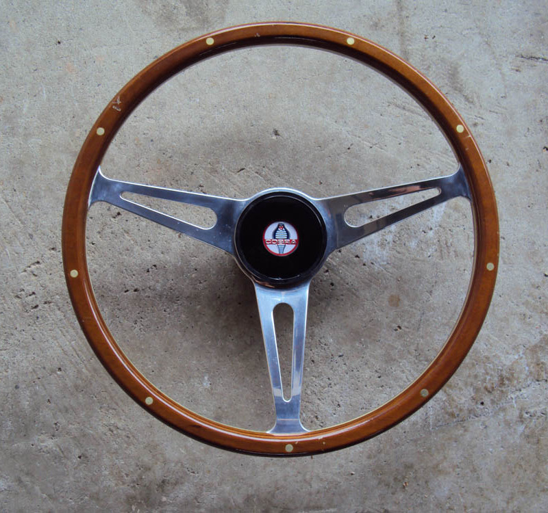 Corso Feroce Scott Drake Steering Wheel 01