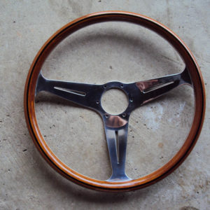 Nardi Classic Steering Wheel Wood 390mm