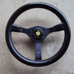 MOMO Cavallino Steering Wheel 350mm