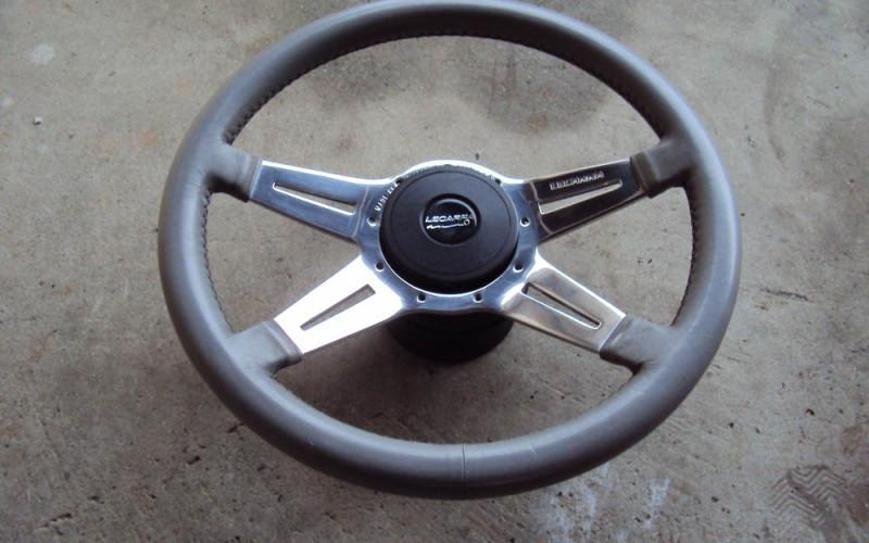 Lecarra Mark 9 Elegante Steering Wheel